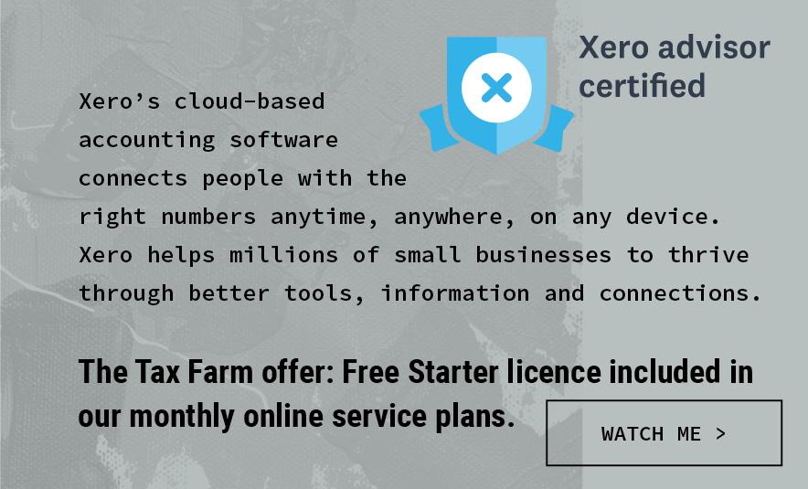 Tax Farm Partners Box XERO